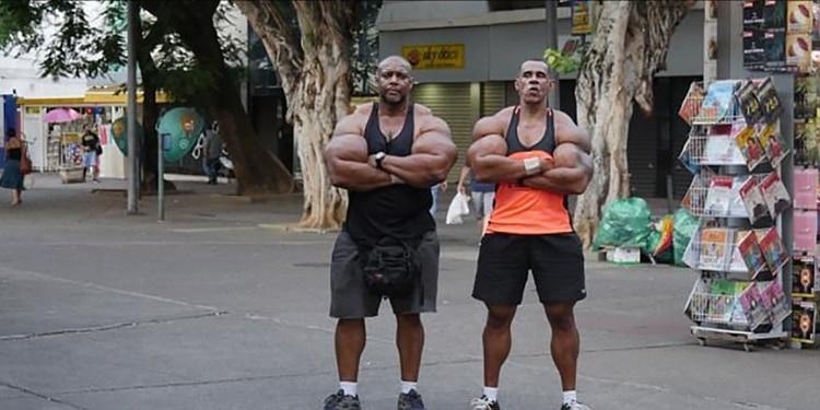 Braziliaanse broers namen naast steroïden ook hun toevlucht tot het gebruik van Synthol