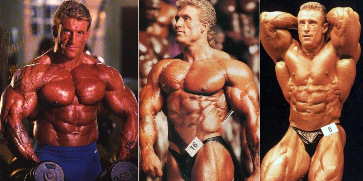 Dorian Yates Dieet en voedingstips om spieren op te bouwen