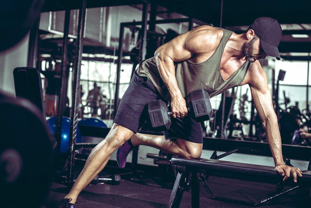 Een geheime techniek voor gewichtheffen om toe te voegen aan uw dagelijkse oefeningen