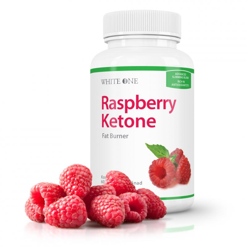 Raspberry ketonen - zijn ze goed voor gewichtsverlies