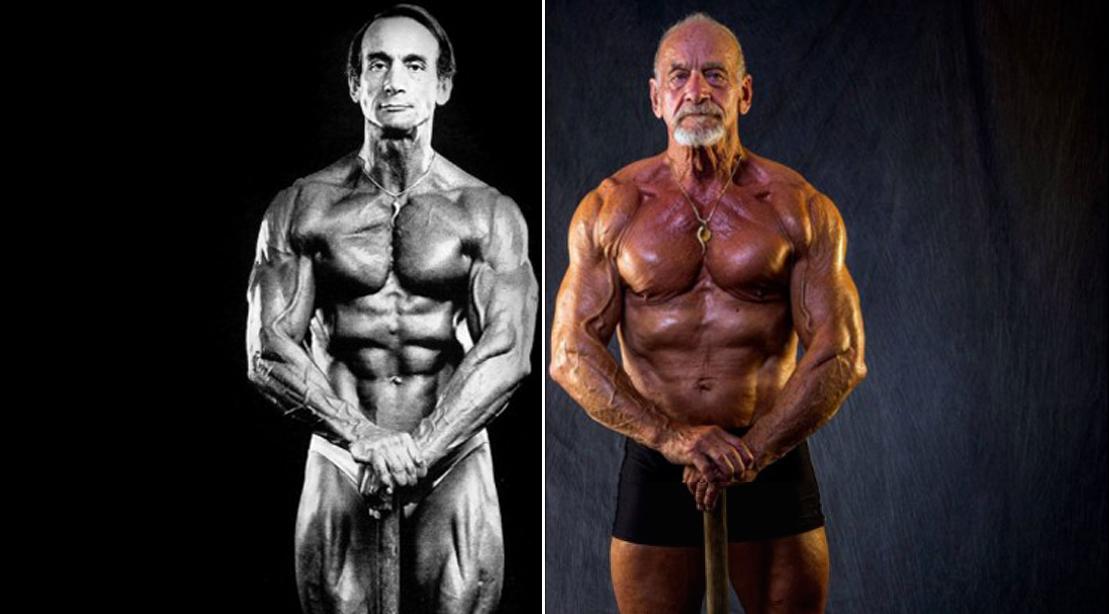Scouts bereiden 60 jaar bodybuilding voor